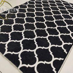 Cotton 3801A Black White