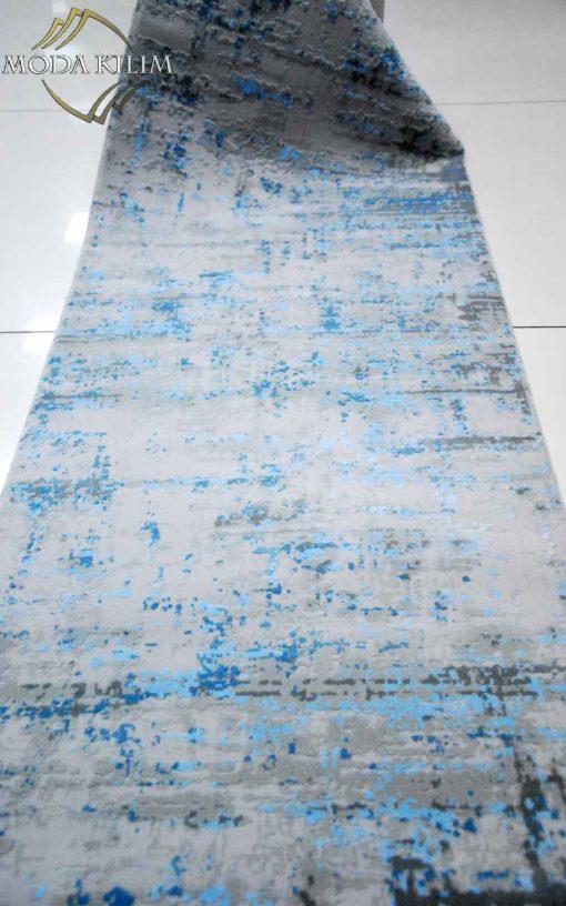 Koridor Berlin Blue Абстракция Серый