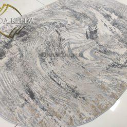LaCassa 6538A Grey Cream Oval