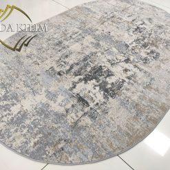 LaCassa 6539A Grey Cream Oval