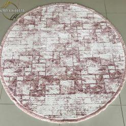 Zarina 2667A Cream Pink Oval Krug
