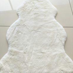 Art Rabbit 1x White