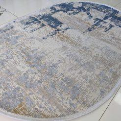 LaCassa 6359A D.Blue Cream Oval